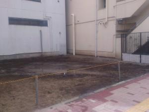 練馬区豊玉北 木造二階建家屋解体工事のイメージ画像