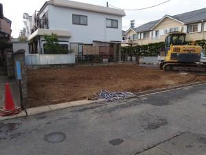 松戸市西馬橋 木造二階建家屋解体工事のイメージ画像