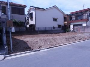 江戸川区宇喜田町 木造二階建家屋解体工事のイメージ画像