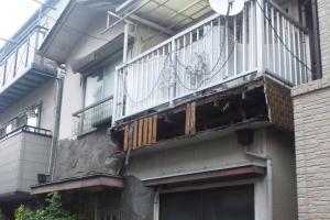 東京都江戸川区 木造2階建18坪 42万円