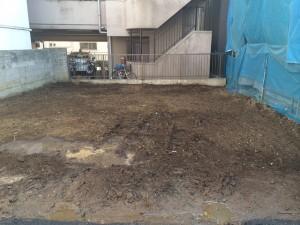 豊島区東池袋 木造二階建家屋解体工事のイメージ画像