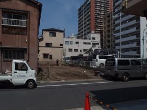 江東区南砂 木造二階建家屋解体工事のイメージ画像