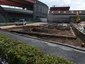 足立区西加平 木造二階建家屋及び木造二階建アパート解体工事のイメージ画像