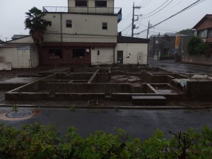 足立区西加平 木造二階建家屋解体工事のイメージ画像