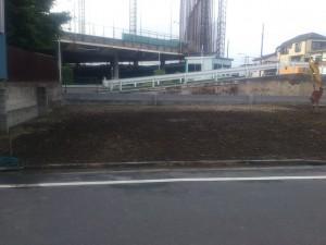 葛飾区奥戸 木造二階建アパート解体工事のイメージ画像