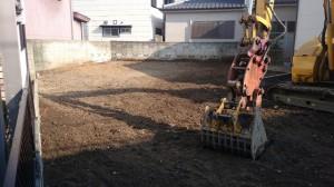 江戸川区松本 木造二階建アパート解体工事のイメージ画像