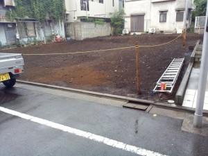 世田谷区奥沢 木造二階建家屋解体工事のイメージ画像
