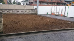 練馬区小竹町 木造二階建家屋解体工事のイメージ画像