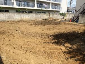 江戸川区中央 木造二階建家屋解体工事のイメージ画像