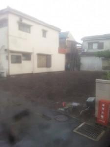 江戸川区一之江 木造二階建家屋解体工事のイメージ画像