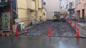 江戸川区松島 木造二階建家屋解体工事のイメージ画像
