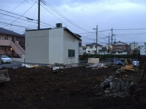 足立区東伊興 木造二階建家屋解体工事のイメージ画像
