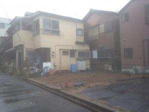 市川市大和田 木造二階建家屋解体工事のイメージ画像
