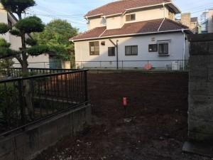 柏市松ヶ崎 木造2階建家屋解体工事のイメージ画像