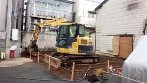 文京区小石川 火災解体工事のイメージ画像