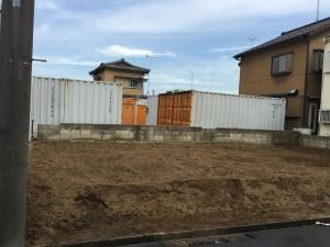 越谷市平方 木造2階建家屋解体工事のイメージ画像