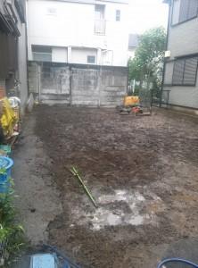 板橋区大谷口 木造家屋2棟解体工事のイメージ画像