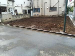 杉並区阿佐ヶ谷北 2階建家屋解体工事のイメージ画像