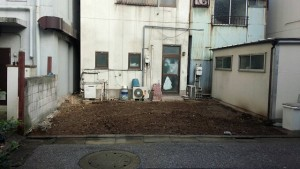 葛飾区新小岩 木造2階建家屋 解体工事のイメージ画像