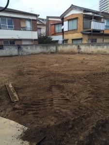 ふじみ野市上福岡 木造一部鉄骨2階建家屋 解体工事のイメージ画像