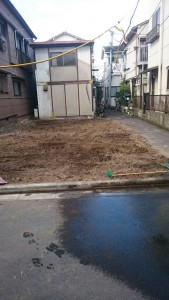 江東区大島 木造2階建家屋解体工事のイメージ画像