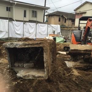 大田区 木造平屋建家屋 解体工事のイメージ画像