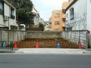 世田谷区弦巻 木造2階建家屋解体工事のイメージ画像
