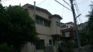 川崎市麻生区王禅寺西 鉄筋コンクリート造2階建アパート解体工事