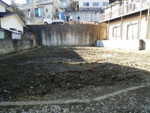 川崎市麻生区王禅寺西 鉄筋コンクリート造2階建アパート解体工事のイメージ画像