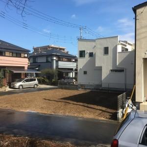 越谷市北越谷 木造2階建家屋解体工事のイメージ画像