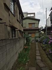 中野区中央 木造2階建家屋解体工事(3棟)