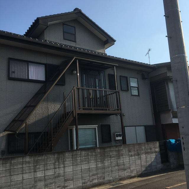 埼玉県春日部市 木造2階建家屋解体工事