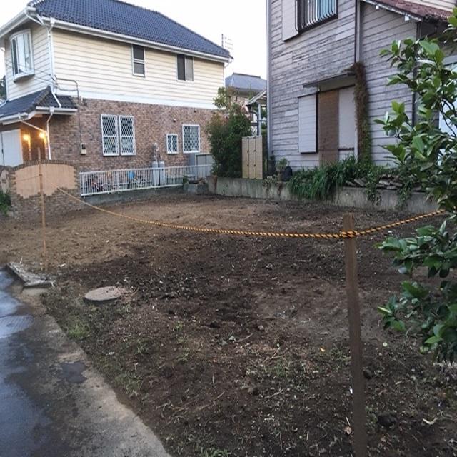 逗子市沼間 木造平屋解体工事のイメージ画像