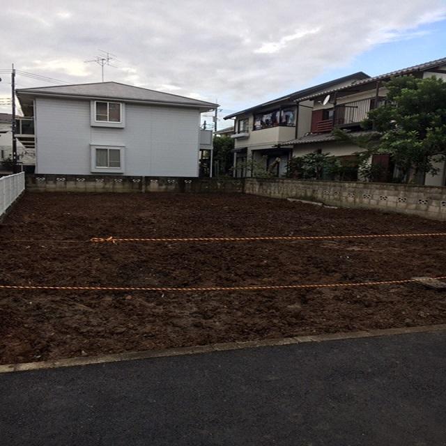 松戸市新松戸 木造2棟解体工事のイメージ画像