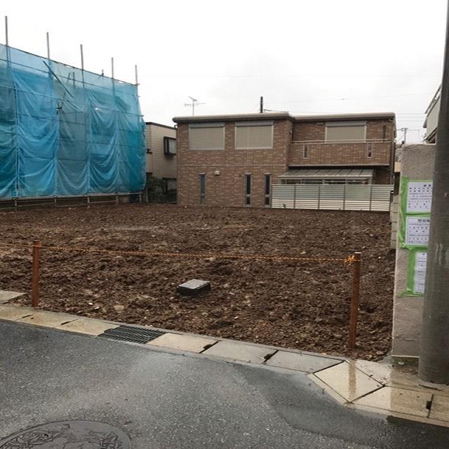 松戸市小根本 鉄骨造アパート解体工事のイメージ画像