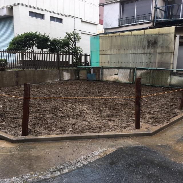 足立区新田 木造解体工事のイメージ画像