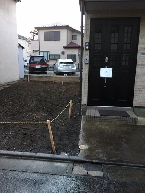 東京都足立区江北鉄骨造2階建解体工事のイメージ画像