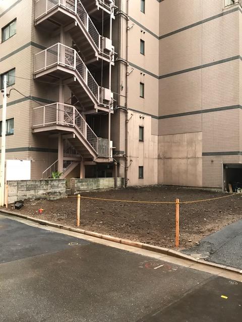 千代田区神田東松下町木造解体工事のイメージ画像