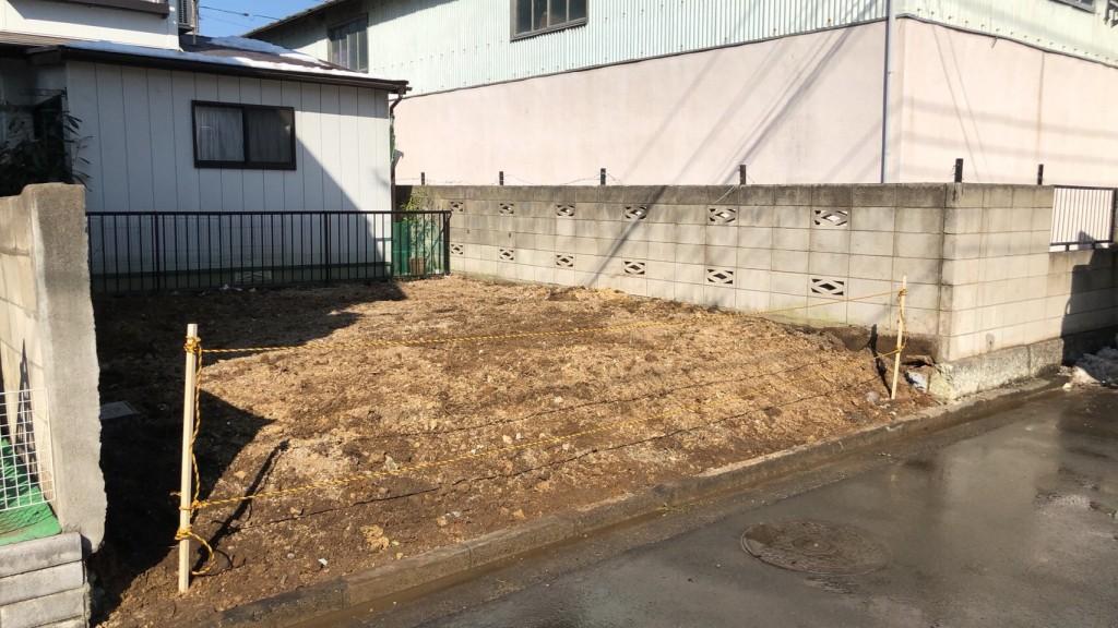 埼玉県ふじみ野市緑ヶ丘解体工事のイメージ画像