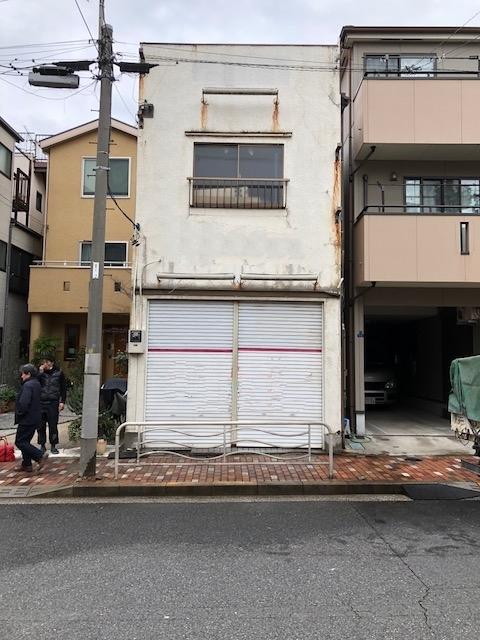東京都江東区千田解体工事