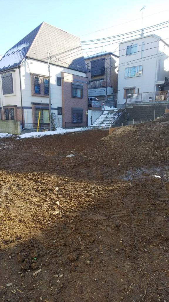 新宿区四谷坂町解体工事のイメージ画像