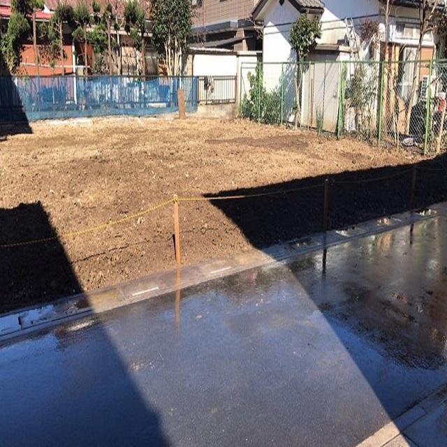 さいたま市見沼区蓮沼火災解体工事のイメージ画像
