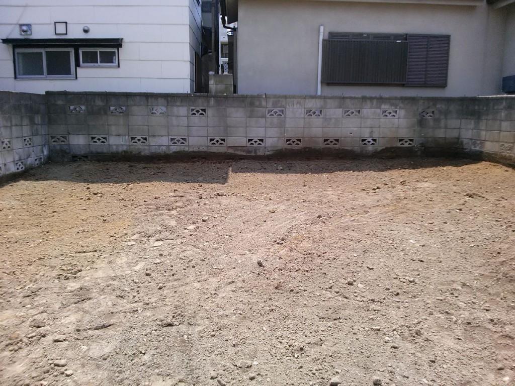 東京都江戸川区松本木造解体工事のイメージ画像