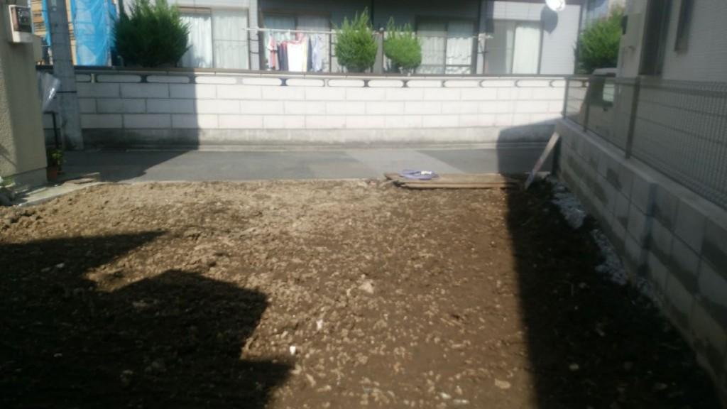 足立区扇1丁目木造解体工事のイメージ画像