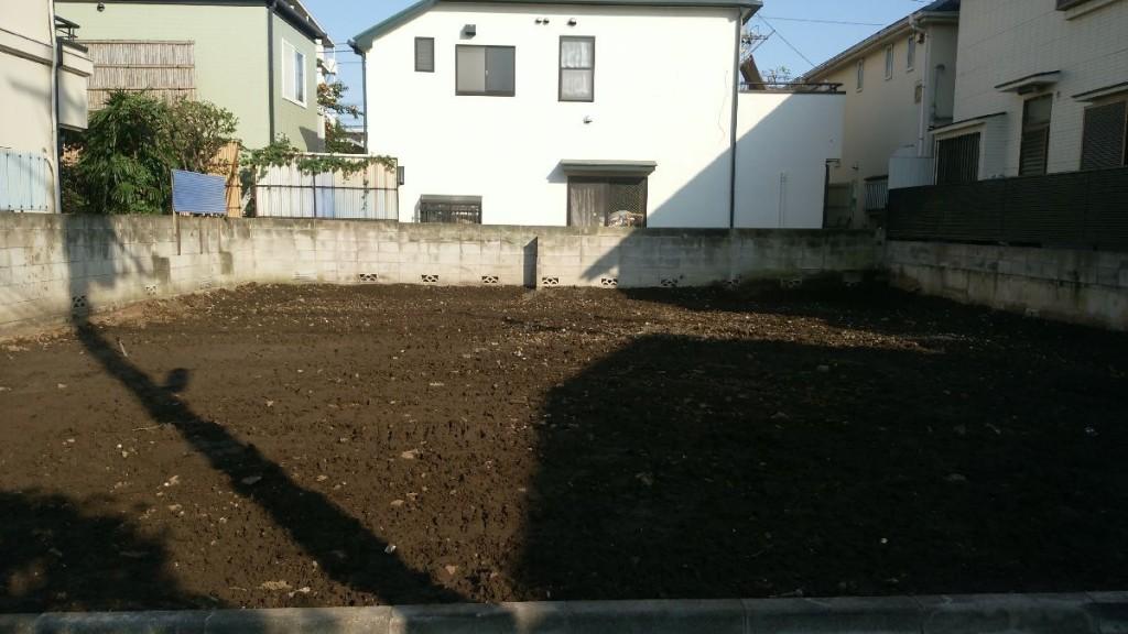 世田谷区桜丘木造2階建解体工事のイメージ画像