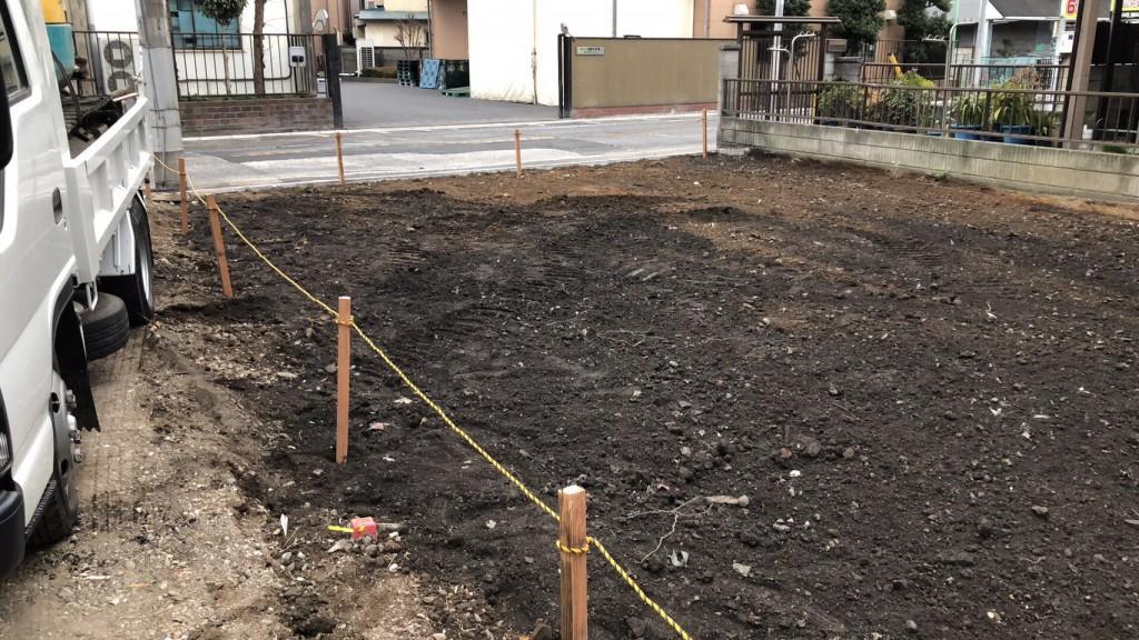 東京都葛飾区宝町木造解体工事のイメージ画像