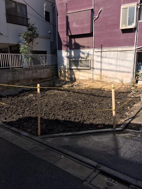 文京区千駄木木造解体工事のイメージ画像