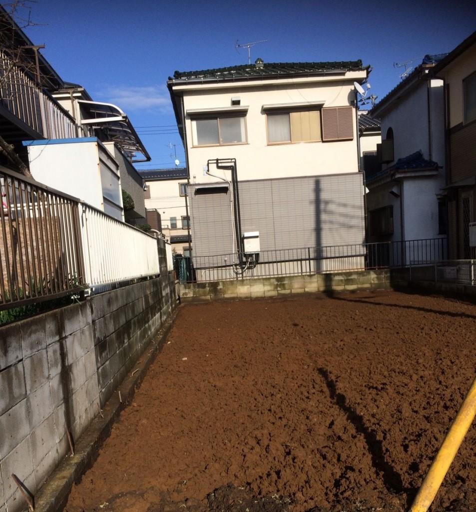 埼玉県越谷市大間野町2階建解体工事のイメージ画像