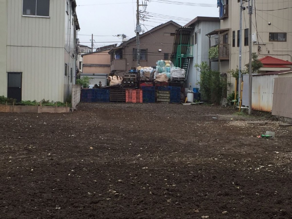 東京都足立区梅田鉄筋解体工事のイメージ画像