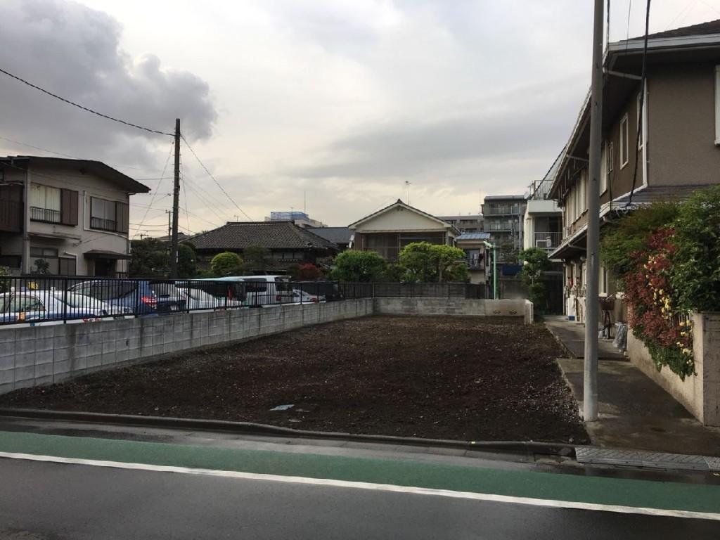 東京都大田区東矢口木造3階建解体工事のイメージ画像